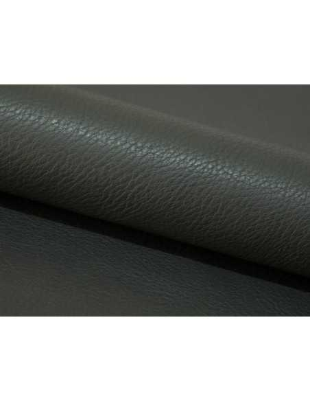Napa ternera negro ideal para un estilo rústico por su aspecto envejecido y su grosor