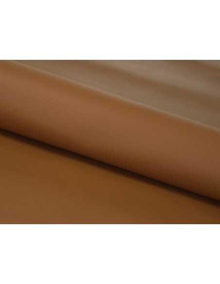 Elegante color Cuero de napa lisa