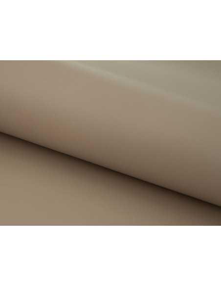 Color Taupe en cuero liso de vaca para artículos de piel