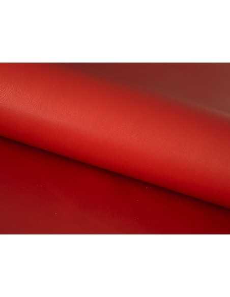 Napa Lisa en tono Tosca ideal para hacer productos artesanales de cuero para mujer como calzados o bolsos