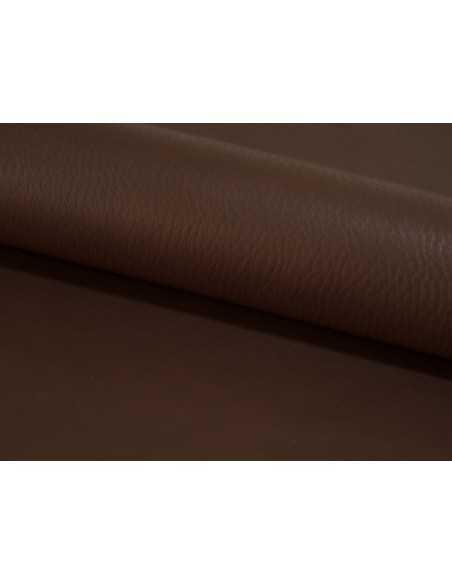 Piel ideal para realizar bolsos y zapatos con un estilo casual, tono Marrón de napa ternera