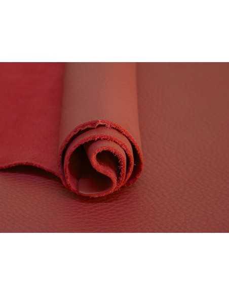 Color Rojo o Pomodoro, atrevido y alegre para calzado y bolsos en piel de ternera