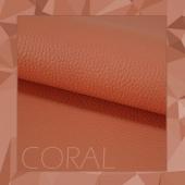 Color Coral, una de las tendencias en este verano. Más en www.curtidosmenacho.com #leathergoods #leathertotebags #fullgrainleather #spanishleather #summerleathercolors