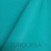 Turquesa leather color. www.curtidosmenacho.com #fullgrainleather #leatherpurse #leathertotebags #leathergoods #springleathercolors #summerleathercolors #spanishleather #handmade #craftsman