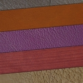 Different leather textures #softleather #fullgrainleather #leathergoods #qualityleather