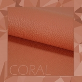 Color Coral, una de las tendencias en este verano. Más en www.curtidosmenacho.com #leathergoods #leathertotebags #fullgrainleather #spanishleather #summerleathercolors